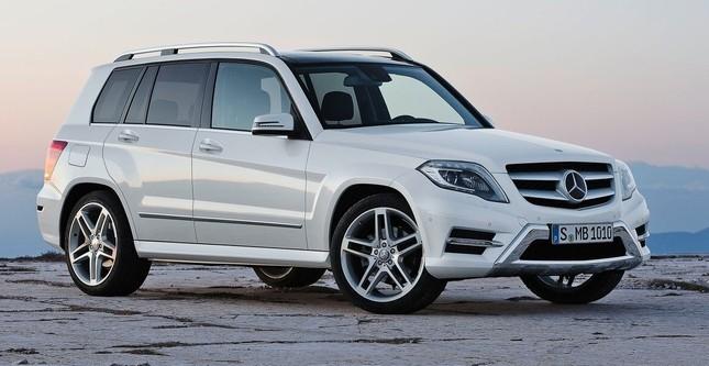 Mercedes-Benz triệu hồi C-Class và GLK-Class do lỗi túi khí Takata ảnh 1