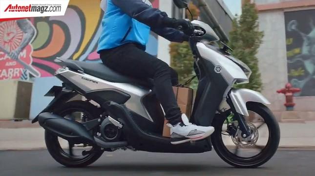 Yamaha Gear 125 hoàn toàn mới trình làng thị trường Indonesia ảnh 4