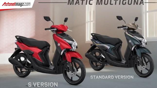 Yamaha Gear 125 hoàn toàn mới trình làng thị trường Indonesia ảnh 8