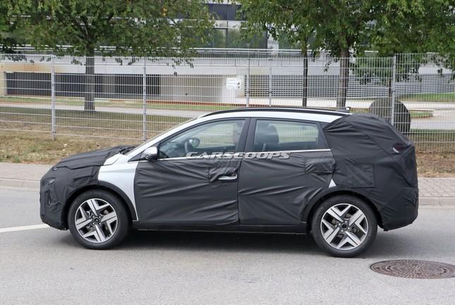 Hyundai Bayon hoàn toàn mới sắp ra mắt ở châu Âu ảnh 4