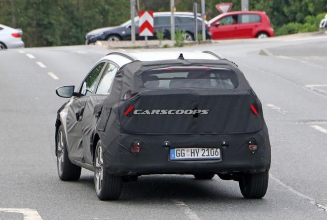 Hyundai Bayon hoàn toàn mới sắp ra mắt ở châu Âu ảnh 6
