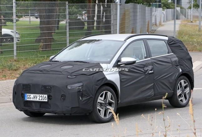 Hyundai Bayon hoàn toàn mới sắp ra mắt ở châu Âu ảnh 1