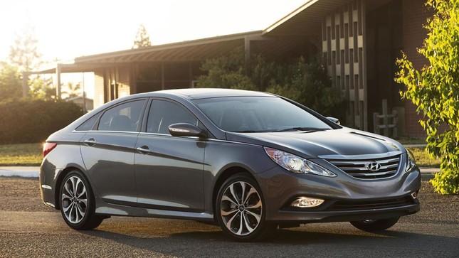Hyundai phải nộp phạt 54 triệu USD do lỗi động cơ ảnh 1
