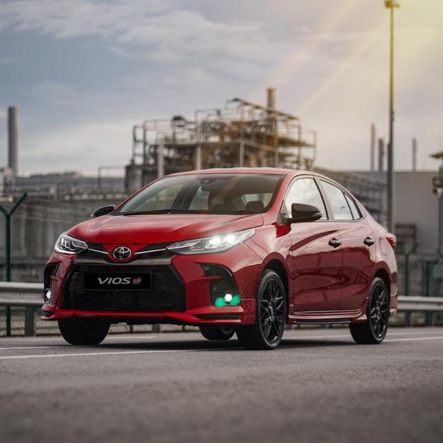 Toyota Vios bản thể thao chính thức trình làng ảnh 3