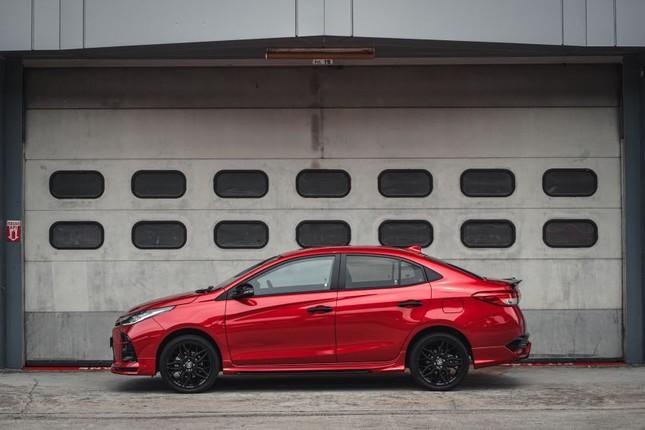 Toyota Vios bản thể thao chính thức trình làng ảnh 5