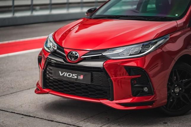 Toyota Vios bản thể thao chính thức trình làng ảnh 7