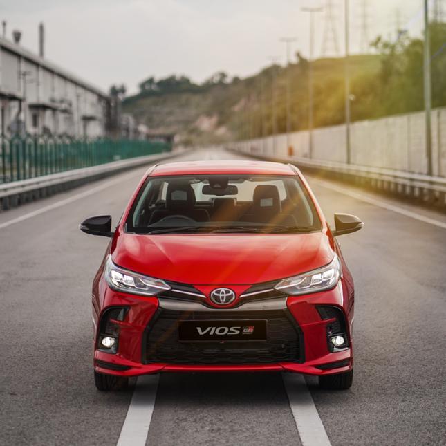 Toyota Vios bản thể thao chính thức trình làng ảnh 4