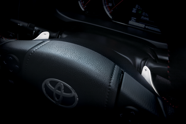 Toyota Vios bản thể thao chính thức trình làng ảnh 12