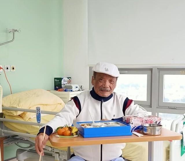 NSND Trần Hiếu xuất viện sau 17 ngày điều trị tai nạn giao thông ảnh 1