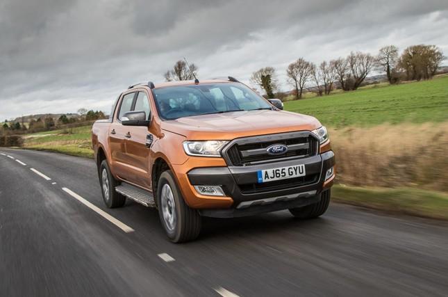 Top 10 mẫu xe bán tải tốt nhất tại Anh năm 2020 ảnh 8