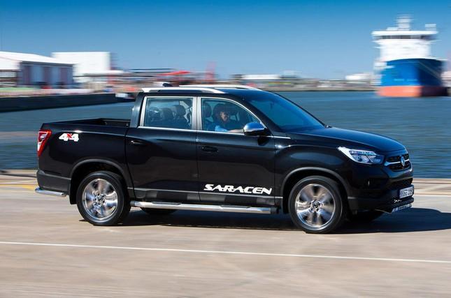 Top 10 mẫu xe bán tải tốt nhất tại Anh năm 2020 ảnh 5
