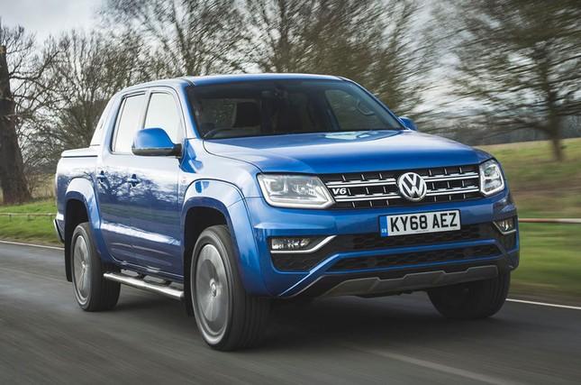 Top 10 mẫu xe bán tải tốt nhất tại Anh năm 2020 ảnh 9