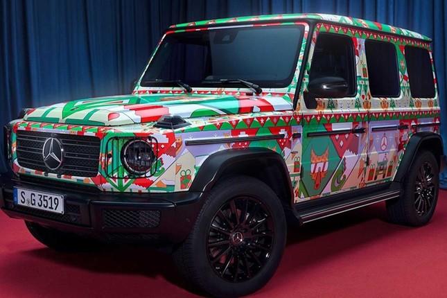 Cách chào đón Giáng sinh độc đáo của các hãng xe ảnh 1