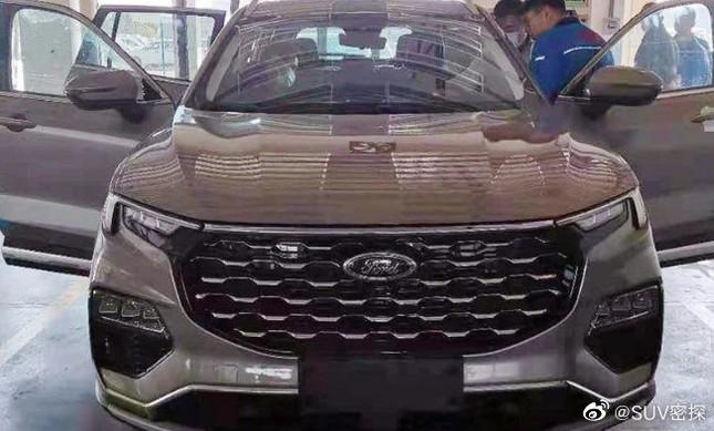 Lộ ảnh Ford Equator - đối thủ Toyota Highlander tại Trung Quốc ảnh 3