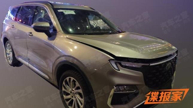 Lộ ảnh Ford Equator - đối thủ Toyota Highlander tại Trung Quốc ảnh 1
