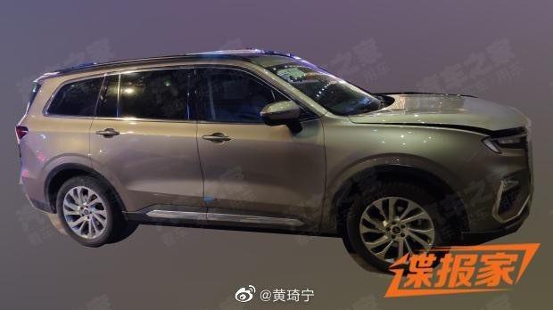 Lộ ảnh Ford Equator - đối thủ Toyota Highlander tại Trung Quốc ảnh 4