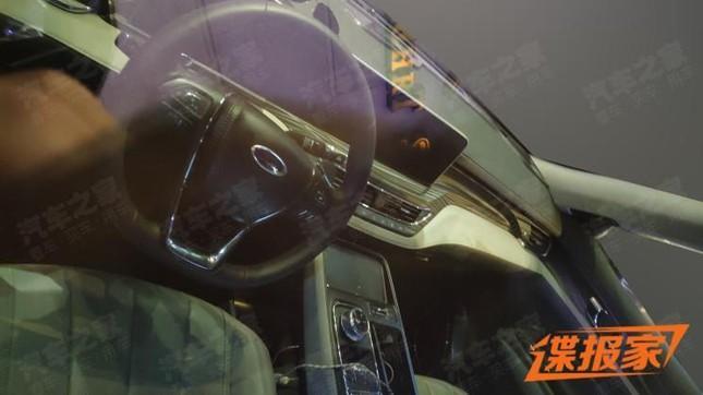 Lộ ảnh Ford Equator - đối thủ Toyota Highlander tại Trung Quốc ảnh 7