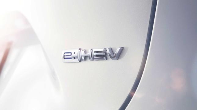 Honda HR-V thế hệ mới sắp ra mắt toàn cầu ảnh 2