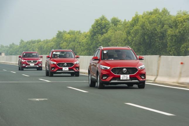 SUV cỡ nhỏ Anh Quốc chinh phục cung đường Hà Nội - Hạ Long ảnh 1