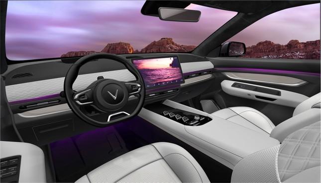 VinFast bất ngờ giới thiệu 3 mẫu ôtô cùng lúc ảnh 1