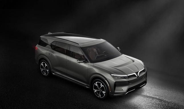 VinFast bất ngờ giới thiệu 3 mẫu ôtô cùng lúc ảnh 4