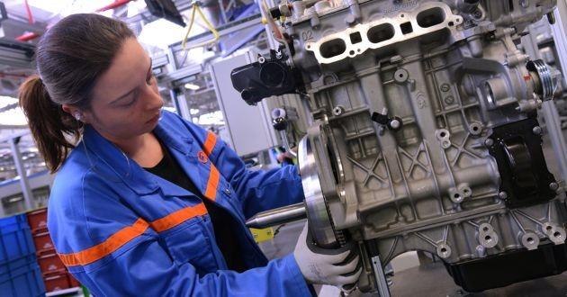 Nhà máy sản xuất mô tơ điện thay thế động cơ Diesel ảnh 1