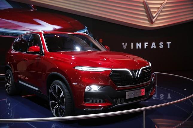 SUV của VinFast có công nghệ như Tesla nhưng giá cạnh tranh hơn ảnh 1