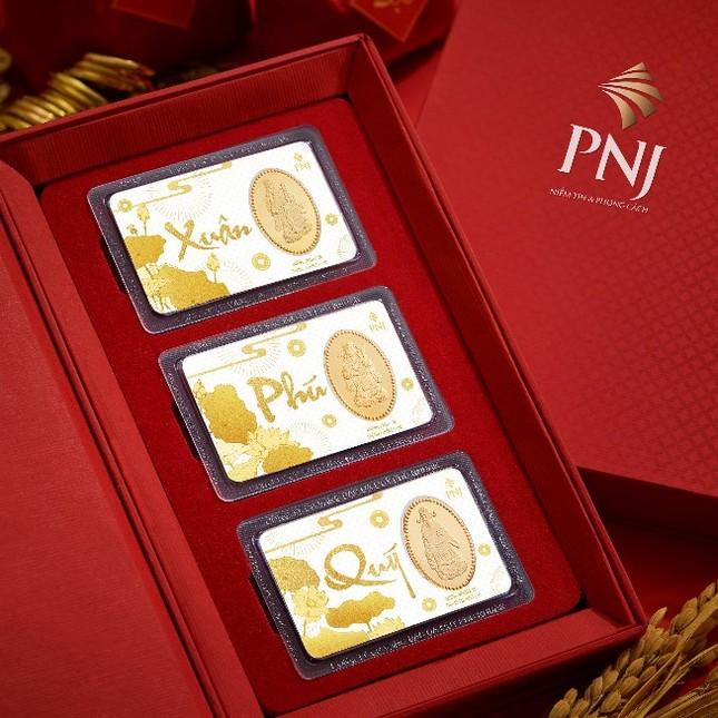 PNJ tung loạt sản phẩm độc đáo trong ngày vía thần tài năm 2021 ảnh 3