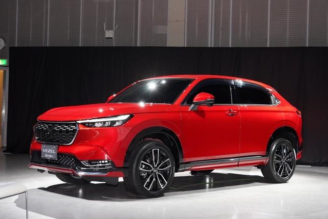 Honda HR-V thế hệ mới ra mắt tại Nhật Bản ảnh 11