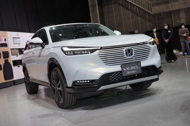 Honda HR-V thế hệ mới ra mắt tại Nhật Bản ảnh 4