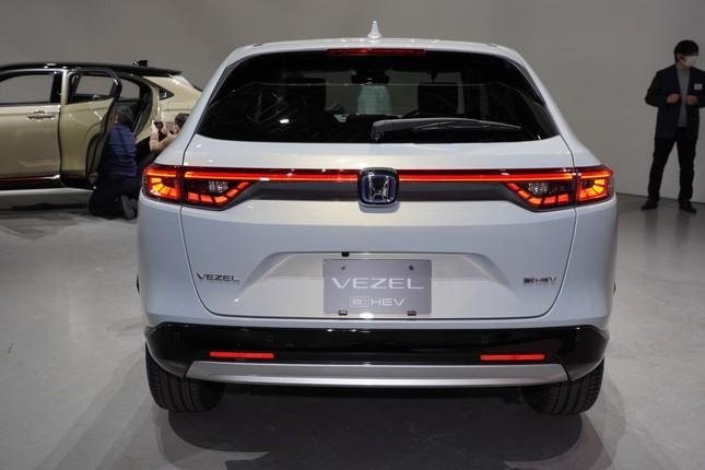Honda HR-V thế hệ mới ra mắt tại Nhật Bản ảnh 6