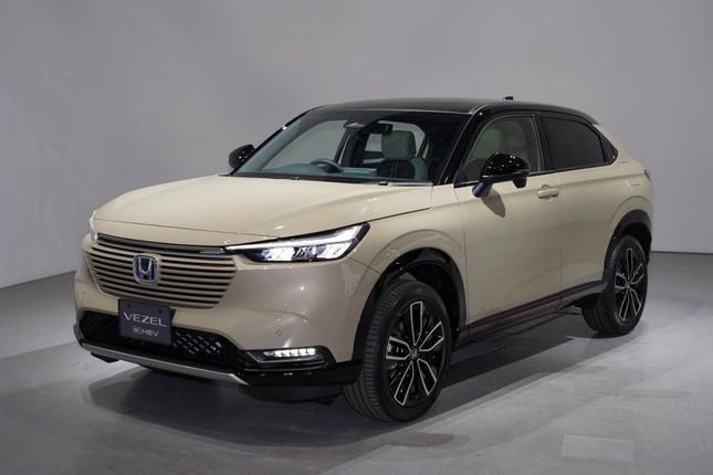 Honda HR-V thế hệ mới ra mắt tại Nhật Bản ảnh 10