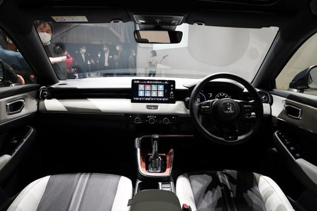 Honda HR-V thế hệ mới ra mắt tại Nhật Bản ảnh 3
