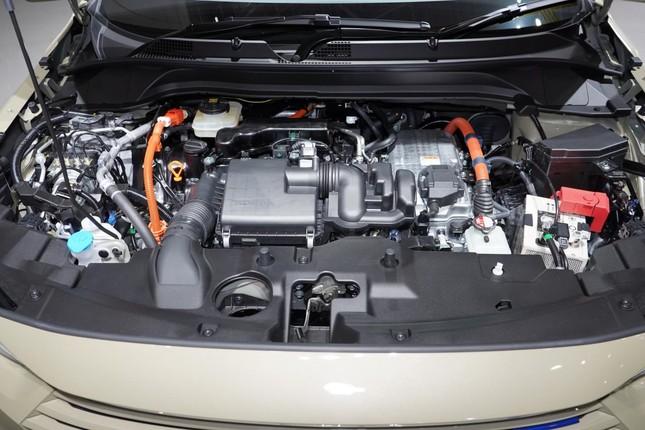 Honda HR-V thế hệ mới ra mắt tại Nhật Bản ảnh 9