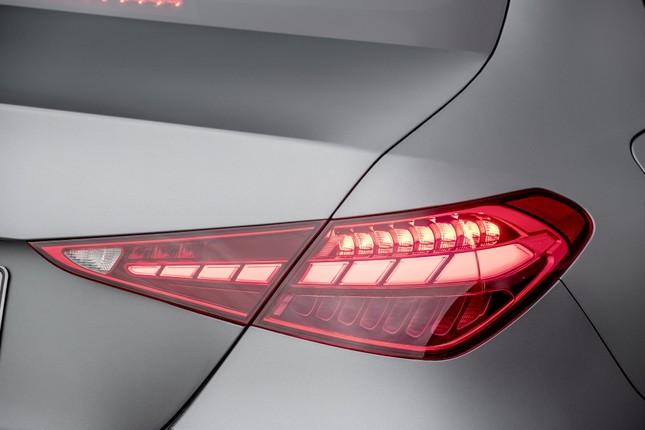 Mercedes-Benz C-Class thế hệ mới chính thức trình làng ảnh 8