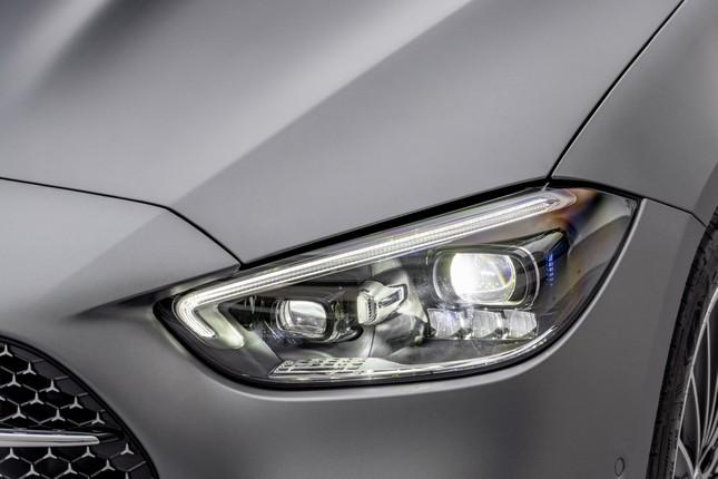 Mercedes-Benz C-Class thế hệ mới chính thức trình làng ảnh 9