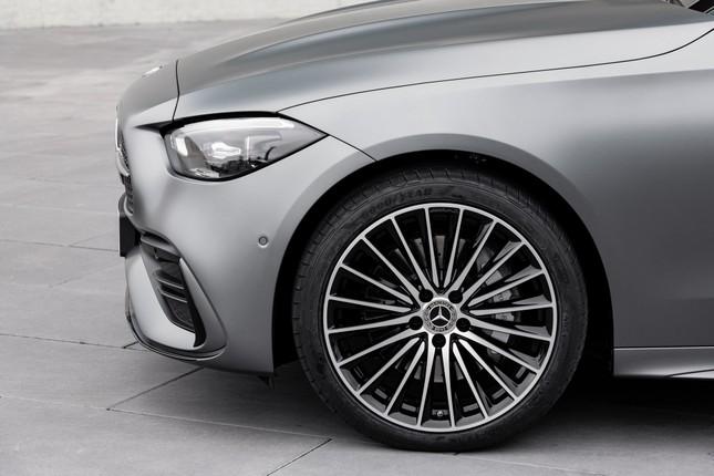 Mercedes-Benz C-Class thế hệ mới chính thức trình làng ảnh 10