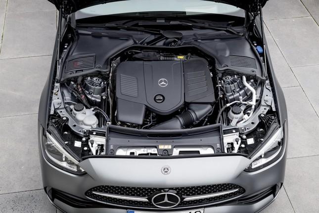 Mercedes-Benz C-Class thế hệ mới chính thức trình làng ảnh 15