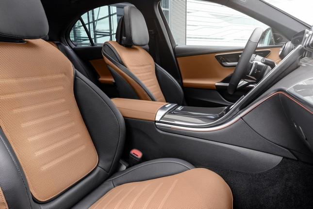 Mercedes-Benz C-Class thế hệ mới chính thức trình làng ảnh 12