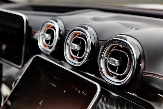 Mercedes-Benz C-Class thế hệ mới chính thức trình làng ảnh 14