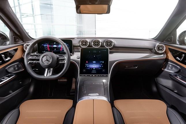Mercedes-Benz C-Class thế hệ mới chính thức trình làng ảnh 3