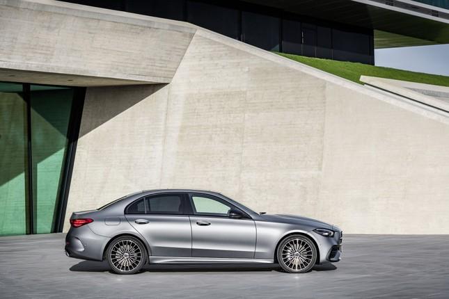 Mercedes-Benz C-Class thế hệ mới chính thức trình làng ảnh 5