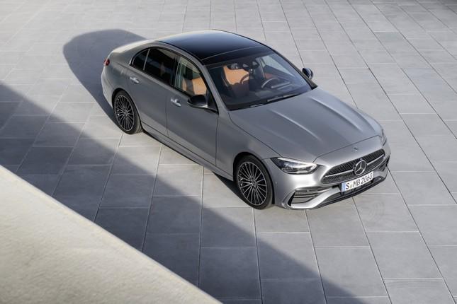 Mercedes-Benz C-Class thế hệ mới chính thức trình làng ảnh 7