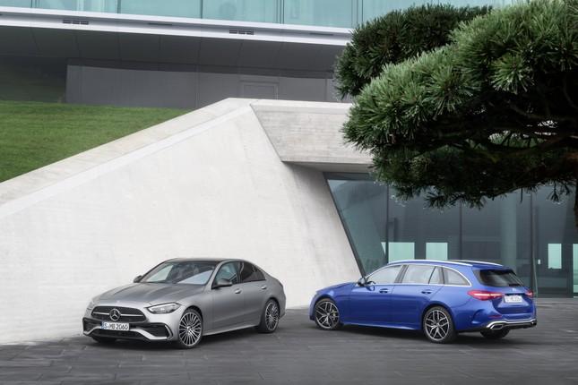 Mercedes-Benz C-Class thế hệ mới chính thức trình làng ảnh 16