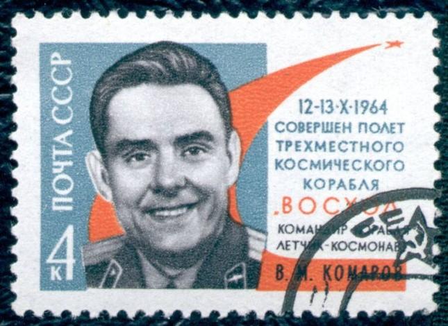 Cái chết thương tâm của nhà du hành Liên Xô rơi từ vũ trụ ảnh 3
