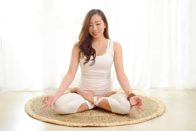 HLV yoga Trần Lan Anh: Thế mạnh của tôi là 'đả thông tư tưởng' cho người tập yoga ảnh 2