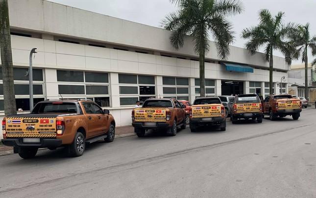 Ford Việt Nam nói gì về nhóm khách hàng mang xe diễu phố đòi quyền lợi? ảnh 1