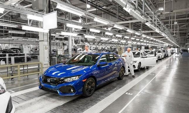 Honda bán nhà máy duy nhất ở Anh ảnh 1