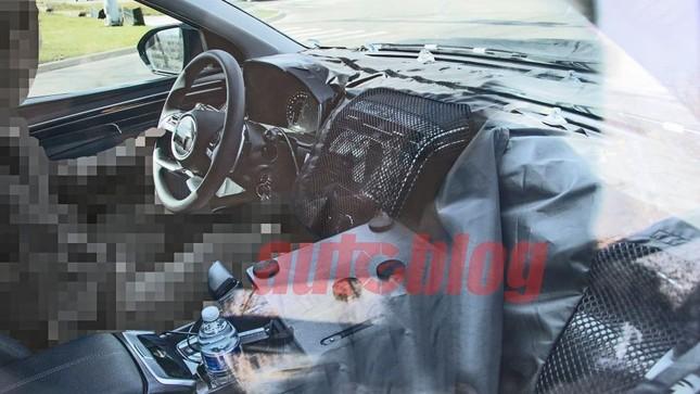 Bán tải Hyundai Santa Cruz cận kề ngày ra mắt ảnh 5