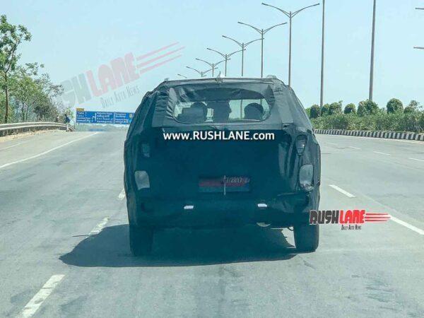 Lộ ảnh chạy thử mẫu MPV mới của Kia ảnh 3